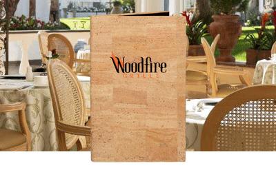 cork menu
