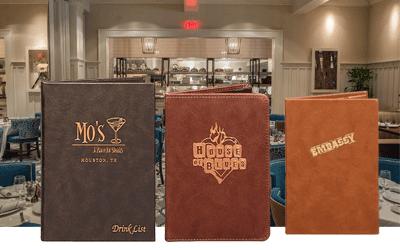 santa fe menu cover
