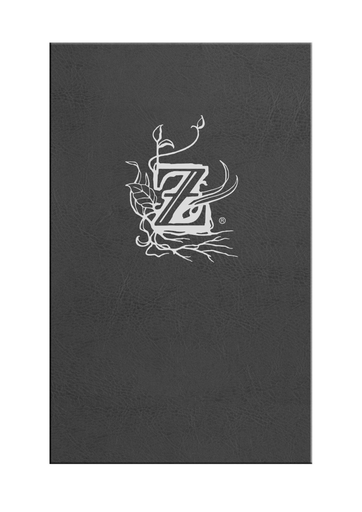 Astra-Faux-Leather-with-Silver-Foil-Logo